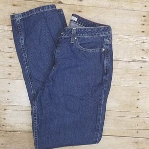TH Tommy Hilfiger Straight Leg Jean